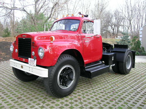 Big Rigs Amp Aths Trucks 1962 Studebaker Diesel T137
