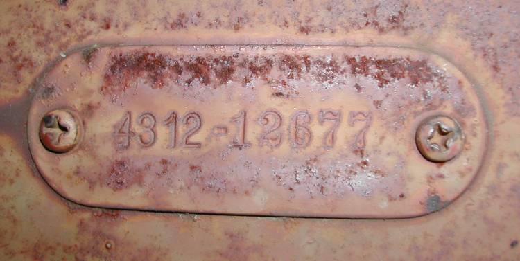 Decode Dodge Truck Serial Number
